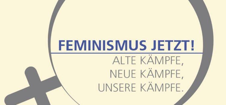 Save The Date Feminismus-Kongress am 23. und 24.6.2016