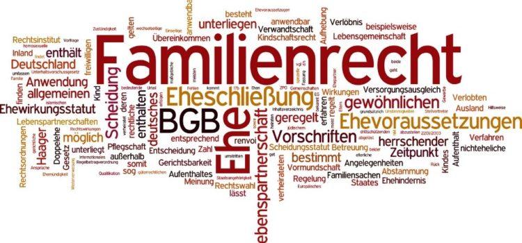 """Infoveranstaltung """"Familienrecht""""/spotkanie informacyjne """"Prawo rodzinne"""", 6.4.2017"""