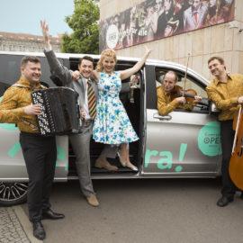 Die Komische Oper Berlin kommt zu uns am 28.03.2018 ab 18 Uhr